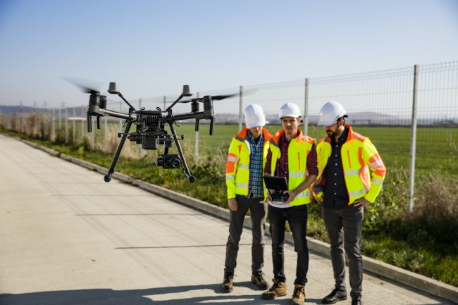 Drone Surveys and Inspections Rockall Projects v3