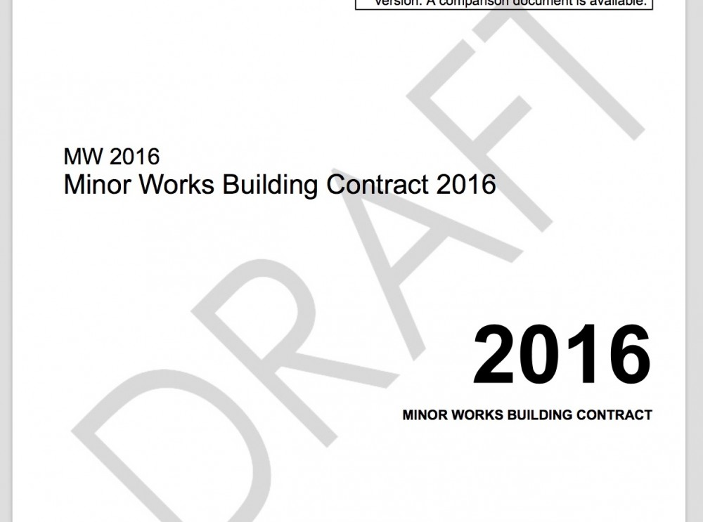 Building Contract distute resolution2