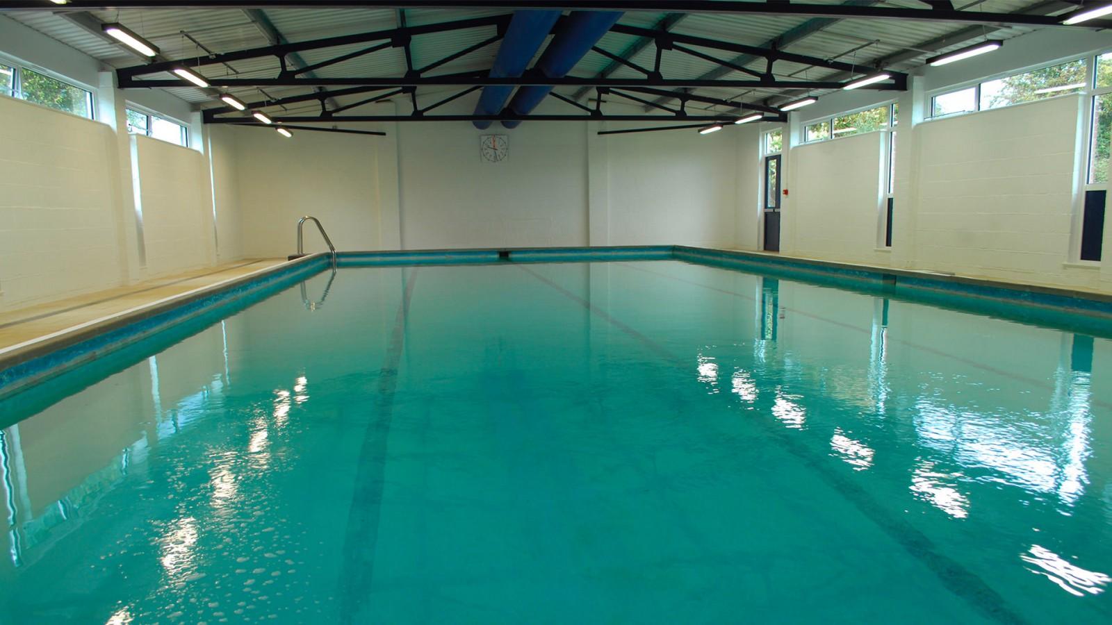 Hampshire swimming pool for Southampton university swimming pool