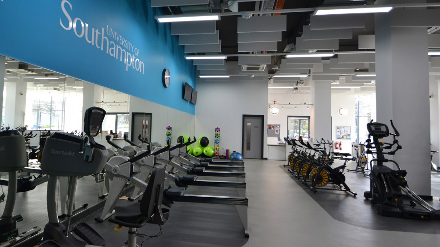 Hampshire Gym Project 9