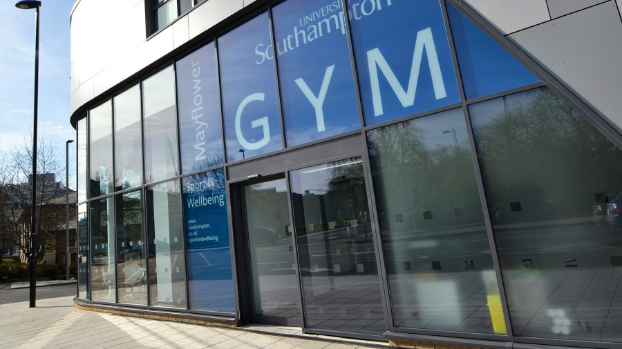 Hampshire Gym Project 10