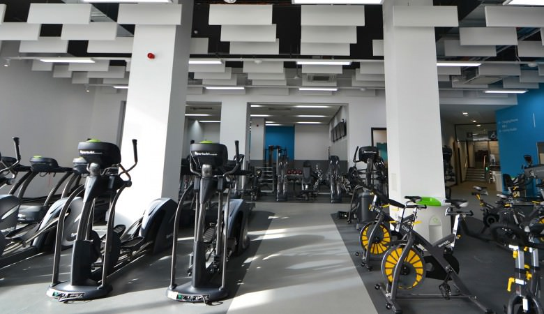 Hampshire Gym Project 1