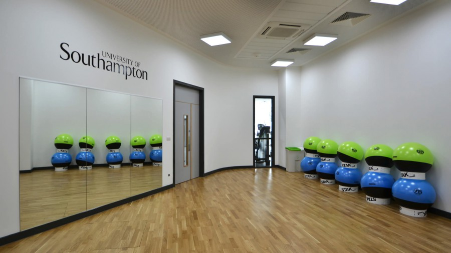 Hampshire Gym Project 5