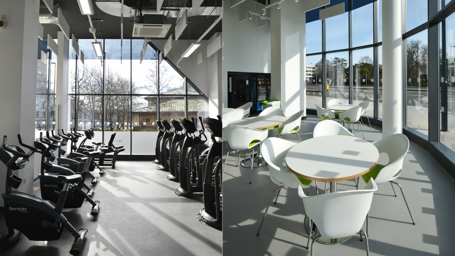 Hampshire Gym Project 7